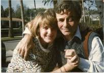 Peter Falk and Catherine Daughter