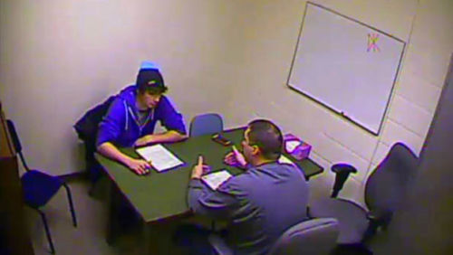 student CI Sadak Interrogation
