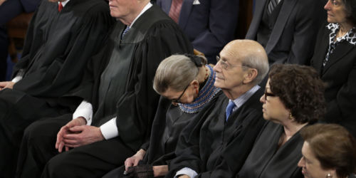 Time For Supreme Court Justice Ruth Bader Ginsburg to Retire