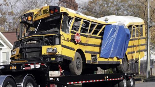 School Bus Safety Laws Long Overdue
