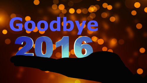 Good Riddance to 2016 And a Wish List for 2017