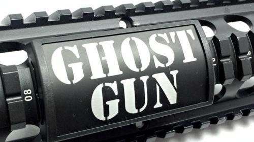 Ghost Guns Gotta Go