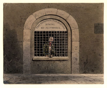 Our Modern-Day Debtor's Prisons