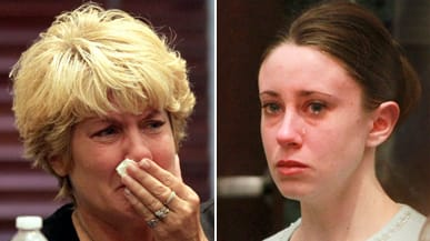 casey anthony mother