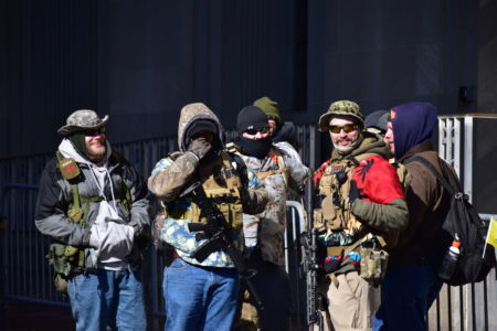 Virginia 2nd Amendment Rally, Richmond, Virginia, 20 January 2020, Author: Anthony Crider Photo: Wikimedia Commons
