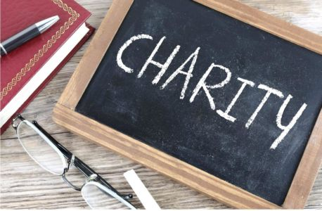 Be Charitable But Also Be Careful
