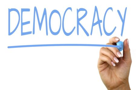 Without Public Debate Democracy Crumbles