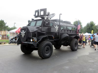 IL - Kane County Sheriff's Multi-jurisdictional SWAT Team _ Flickr photo by Inventorchris